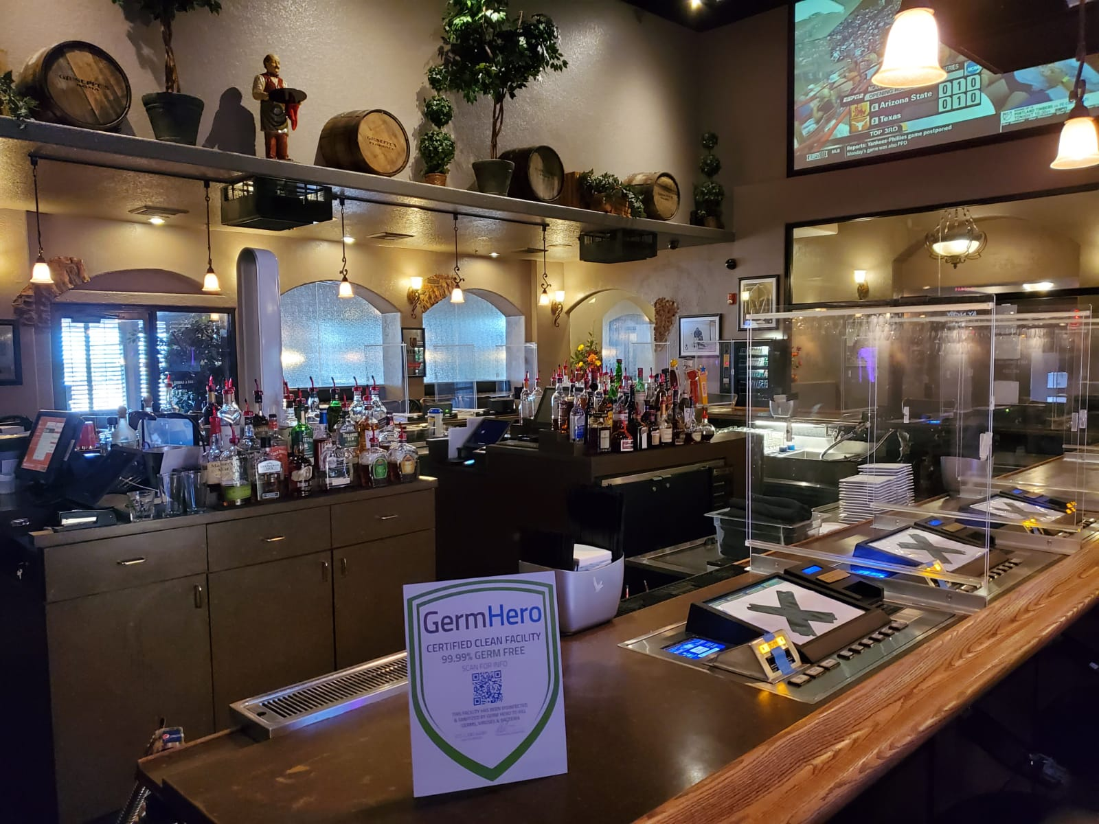 Giuseppe's Bar and Grille