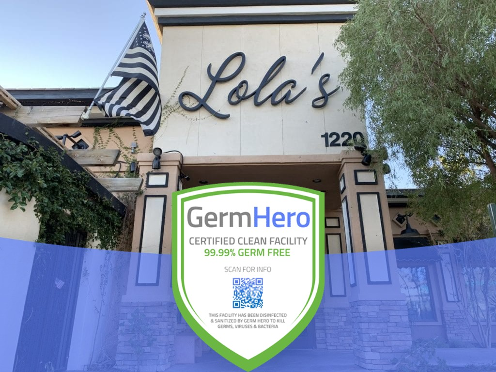 Lolas Las Vegas Germ Hero Verified