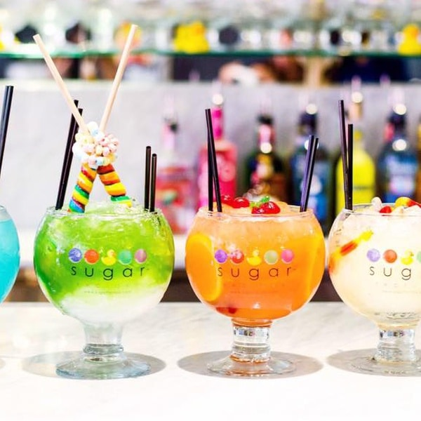 Sugar Factory Las Vegas