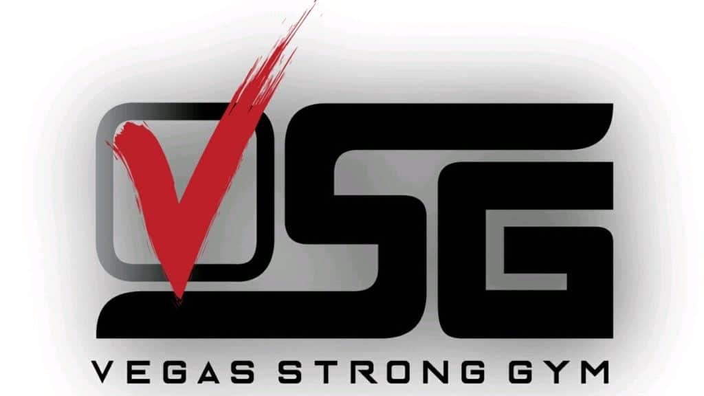Vegas Strong Gym Las Vegas Logo