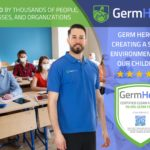 School Sanitizing Services with Germ Hero