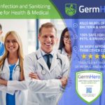 Health and Medical Facility Disinfection with Germ Hero