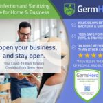 Reopen your business and stay open: Your Covid-19 Back to Work Checklist from Germ Hero