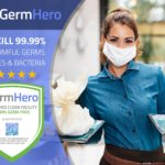 Restaurant, Bar, Cafe and Food Service Disinfection and Sanitizing with Germ Hero