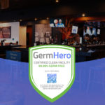Germ Hero Disinfection Service for Bars