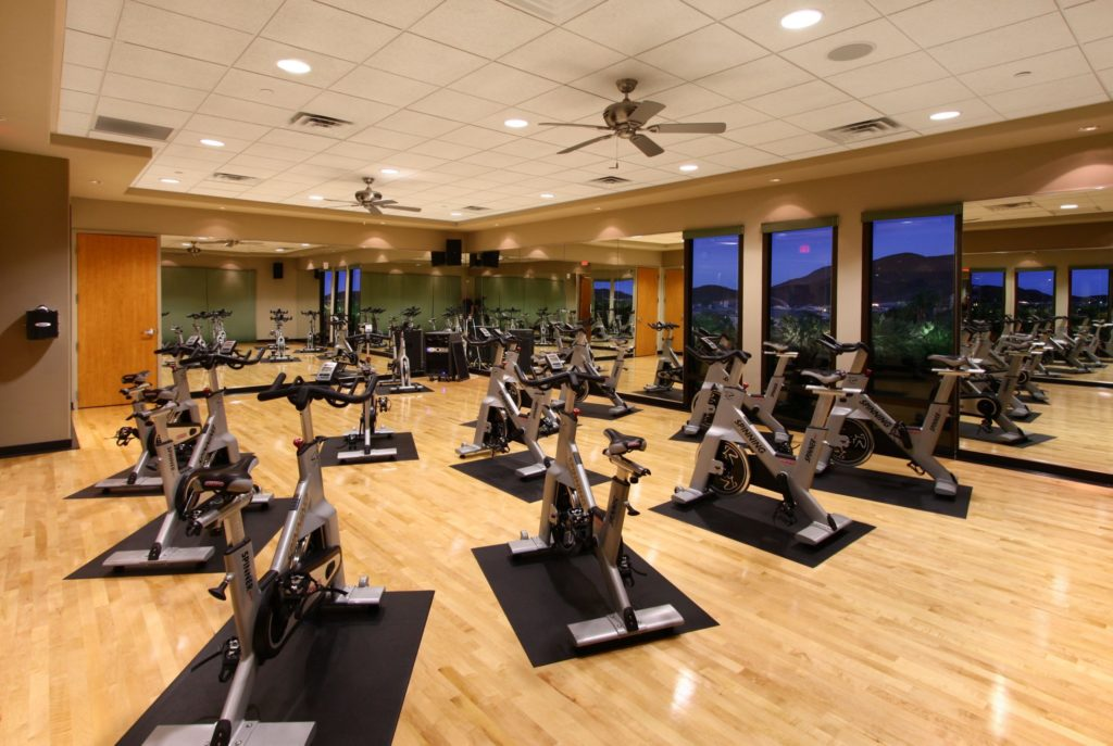 Athletic Center & Gym at Dragon Ridge Country Club