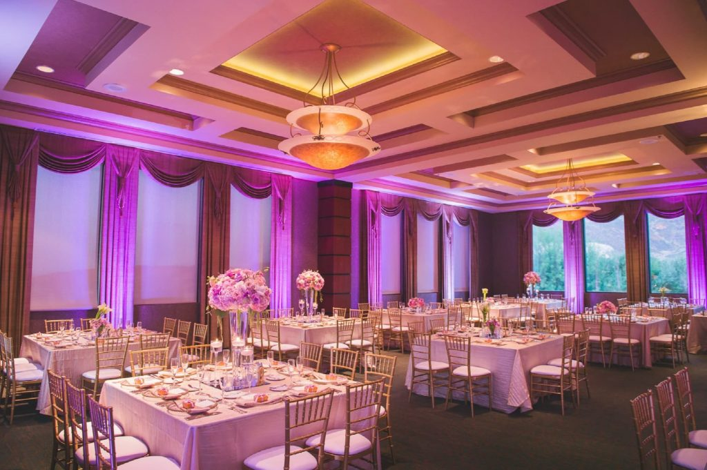 Ballroom at Dragon Grill at Dragon Ridge Country Club