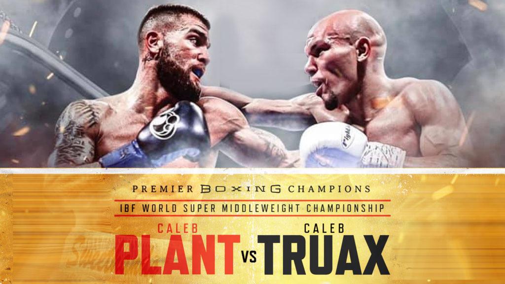 Caleb Plant vs Caleb Truax