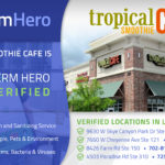 Tropical Smoothie Cafe Partners with Germ Hero to Disinfect and Sanitize Las Vegas Locations